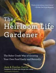 get the best open pollinated heirloom seeds organic gardening