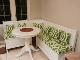 Small Breakfast Nook Table by Space Saving Kitchen Nook Design With Window Seat And Storage