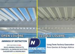 Awnings Of Distinction Dan Neil Lifestyle Awning Solutions Homemakers Online