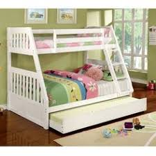 montana trio bunk bed with matching underbed storage drawer