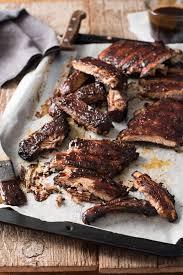 oven baked barbecue pork ribs recipetin eats