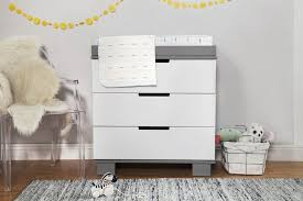 modo 3 drawer changer dresser with removable changing tray u2013 babyletto