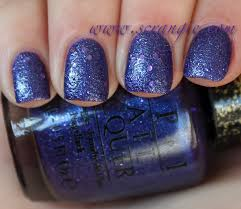 scrangie limited edition mariah carey by opi liquid sand nail
