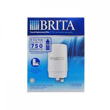 Brita Water Filter Faucet Adapter Brita On Tap Fr 200 42401 Faucet Filter Replacement Cartridge White