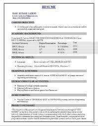 resume format for freshers b tech mechanical pdf charming resume format for btech freshers pdf survivalbooks us