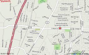map of allen map to puckett s