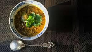 comment cuisiner des lentilles vertes curry de lentilles vertes recette par lutsubo