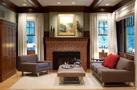 Bungalow Living Room  KDZ Designs  Interior Design Western MA - Bungalow living room design