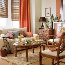 Best  Burnt Orange Curtains Ideas On Pinterest Burnt Orange - Orange living room decorating ideas