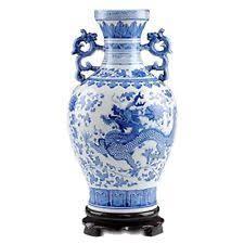 Duck Egg Blue Vase Antique Chinese Vases Ebay