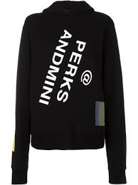 pam perks and mini u0027insta message u0027 hoodie farfetch