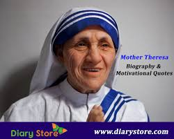 biography for mother mother teresa biography inspiration quotations motivation quotes