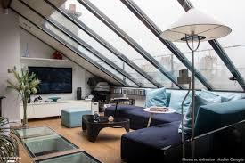deco loft americain appartement atelier maison d u0027artistes tous nos reportages