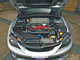wrc subaru engine subaru impreza czs type z modified magazine