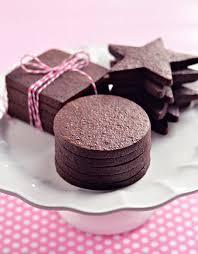 the perfect dark chocolate sugar cookie sweetapolita