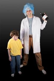 lab coat spirit halloween diy rick and morty costumes wholesale halloween costumes blog