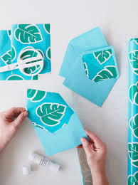 turquoise wrapping paper 6 creative wrapping paper party decorations luau edition think