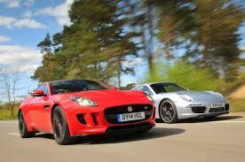 jaguar f type vs porsche 911 buying used porsche 911 vs jaguar f type coupe the i newspaper