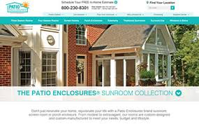 All Season Patio Enclosures Cleveland Responsive Web Design Patio Enclosures Evolve