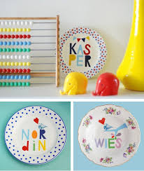 baby name plates name plate