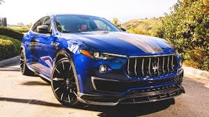 maserati levante interior back seat 2018 maserati levante interior exterior amazing suv youtube