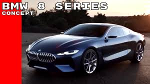 bmw commercial new bmw 8 series concept commercial trailer youtube