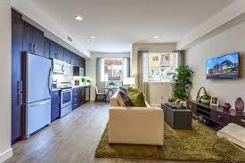 camden glendale apartments studio model apartment in glendale