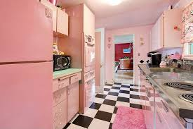 pink kitchen ideas options for interior kitchen cabinets paint griccrmp com trends