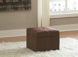 Rolling Coffee Table Sofa Upholstered Ottoman Leather Ottoman Rolling Ottoman Coffee