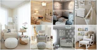 Nursery Room Decoration Ideas 20 Extremely Lovely Neutral Nursery Room Decor Ideas That You Will