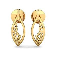 gold earrings with price buy gold earrings online at best price in india 2018 dianoor