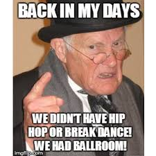 Ballroom Dancing Meme - ballroom wtf we just meme about ballroom dancing
