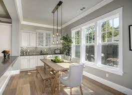 stunning gray dining room contemporary home design ideas