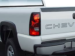 2004 silverado tail lights chevrolet siverado ss