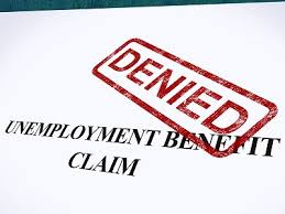 unemployment benefits denied to appeal or not to appeal