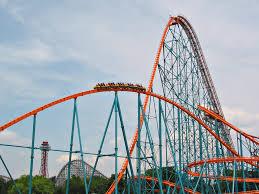 Goliath Six Flags Titan Located At Six Flags Over Texas Arlington Tx Michael