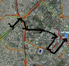 Google Live Maps This Pakistani Ceo Used Google Maps And A Cycle To Defeat Lahore U0027s