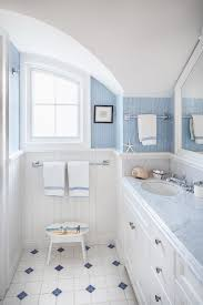 Blue And White Bathroom Ideas Cool White Bathroom Ideas To Apply In Your Bathroom Decohoms