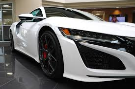 new 2017 acura nsx 2dr car in lynnwood h5300 acura of lynnwood