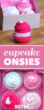 Baby Shower Gift Crafts Cupcake Onesies Are The Absolute Cutest Baby Shower Gift Babies