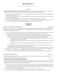 Sample Resume For Supply Chain Executive by David Hoekstra Mba Cv Resume Finance Contracting Supply Chain U2026