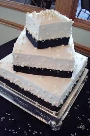 Square Wedding Cakes Počet Nápadov Na Tému Blue Square Shaped Wedding Cakes Na