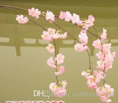 cherry blossom flowers single cherry blossom flower new design with drooping branches and