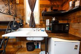 Tiny House Kitchen Designs Tiny Home Kitchen Solutions That Maximize Limited Space Straight