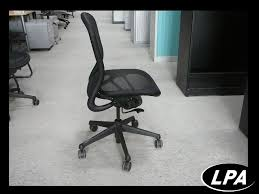 fauteuil de bureau knoll siège knoll chadwick fauteuil mobilier de bureau lpa