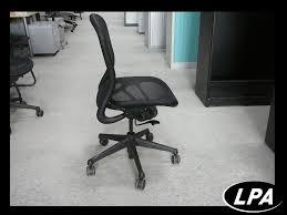 fauteuil bureau knoll siège knoll chadwick fauteuil mobilier de bureau lpa