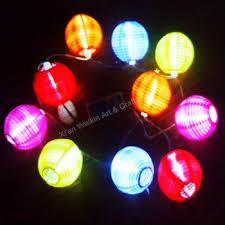 led lantern string lights paper crafts led lantern decoration string lights buy led lantern