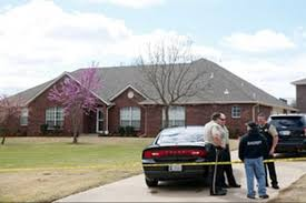 three burglars entered an oklahoma home the owner u0027s son opened