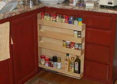 Spice Drawers Kitchen Cabinets by Sliding Spice Rack Can Be Placed Inside Cabinets As Shown Just