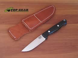 bark river kitchen knives bark river gunny jimped knife cpm 3v 07 026m bc